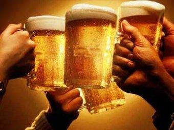 Составлен ТОП-10 самых пьющих наций мира