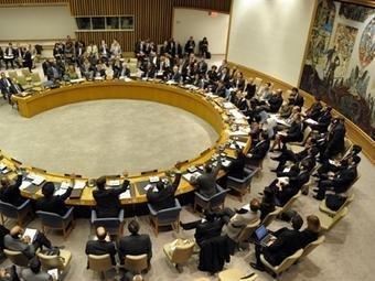Совбез ООН ввел санкции против режима Каддафи