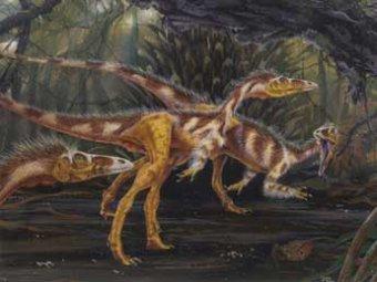 В России нашли останки самых древних динозавров