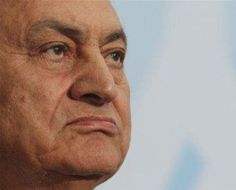 СМИ: экс-президент Египта Хосни Мубарак впал в кому