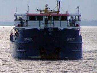 У берегов Южной Кореи затонул теплоход с российскими моряками
