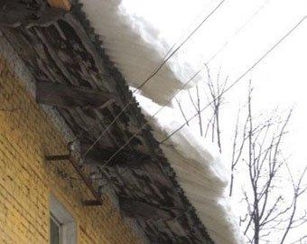 Глыбы льда упали на детей в разных районах Москвы