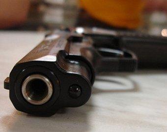Таможенники устроили стрельбу на севере столицы
