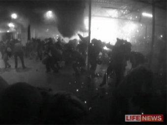 СМИ опубликовали засекреченное видео взрыва в Домодедово