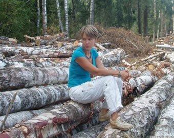 У защитницы Химкинского леса Чириковой хотят забрать детей