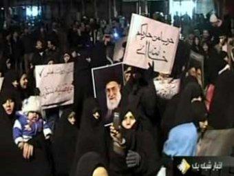 Полиция Бахрейна разгромила лагерь оппозиционеров