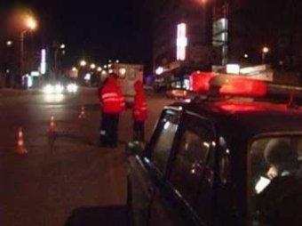 В Уфе нетрезвый водитель сбил двух мужчин в фашисткой форме