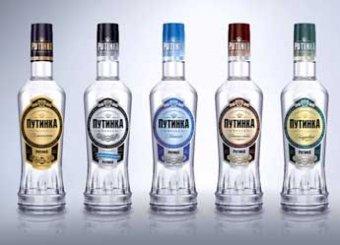 В России появится водка «Володя и медведи»