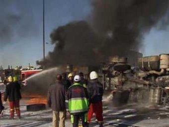 Серия мощных взрывов прогремела в столице Ливии