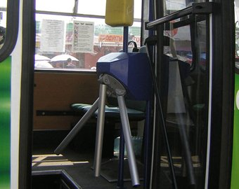 С 2012 года в Москве отменят турникеты в наземном транспорте