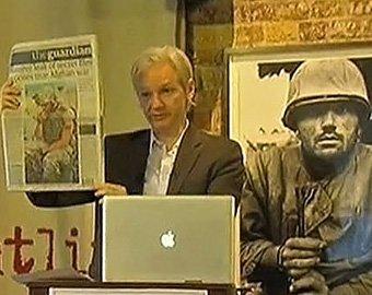 Спилберг снимет фильм об Ассандже