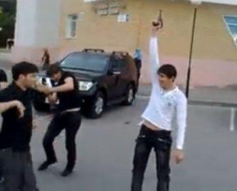 В Москве группа кавказцев, устроивших танцы, расстреляла наряд полиции