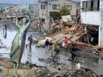 Япония не знает, что делать с радиоактивными трупами погибших жителей