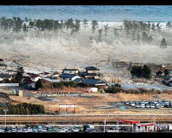 Японское цунами убило человека в Калифорнии