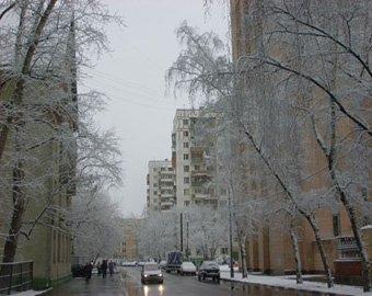 Москву и область ждут 15-градусные морозы