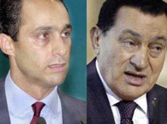 Сын Мубарака пытался покончить с собой, выпив яд