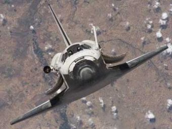 Discovery завершил свой последний полет