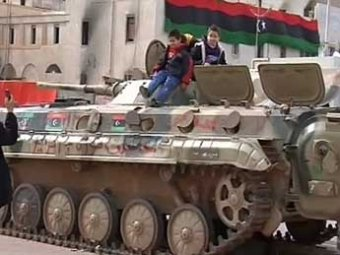 Франция через несколько часов собирается начать военную операцию против Ливии
