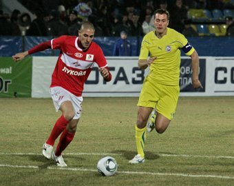 «Спартак» проиграл «Ростову» со счетом 4:0