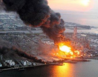 """Взрыв на АЭС """"Фукусима-1"""": уровень радиации превышен в 1000 раз"""