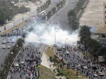 В Бахрейне полиция сожгла лагерь оппозиции: есть убитые и раненые
