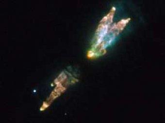 В космосе обнаружена «плюющаяся» ядом звезда