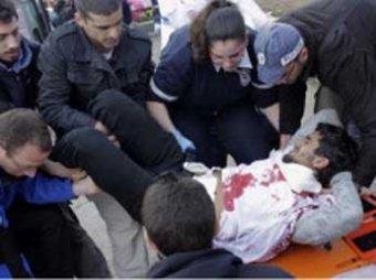 Как минимум 25 человек пострадали в результате подрыва автобуса в Израиле