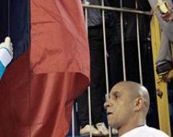 В Питере ищут болельщика, протянувшего банан Роберто Карлосу