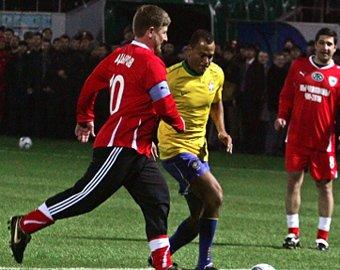 Бразильские футболисты разоблачили Кадырова
