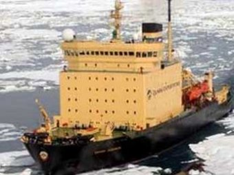 160 судов застряли во льдах Финского залива