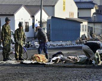 В Японии пропали 17 тысяч человек