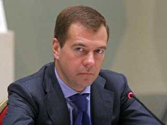 Медведев потребовал убрать чиновников из госкомпаний