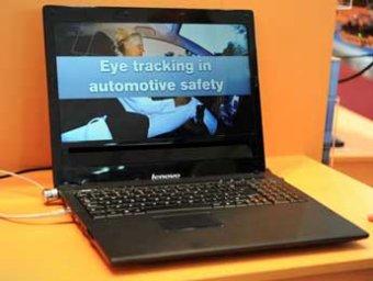 Разработан первый в мире ноутбук, управляемый взглядом