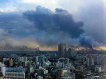 На АЭС «Фукусима-1» начался новый пожар