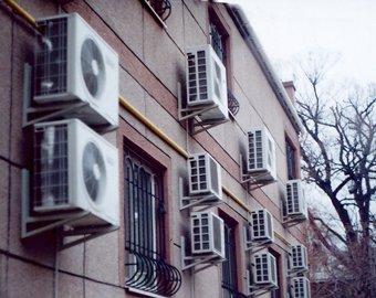 В Москве упростили процедуру установки кондиционеров в квартирах