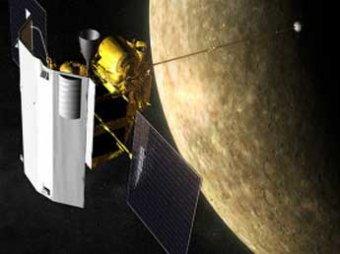 Впервые в истории зонд с Земли вышел на орбиту вокруг Меркурия