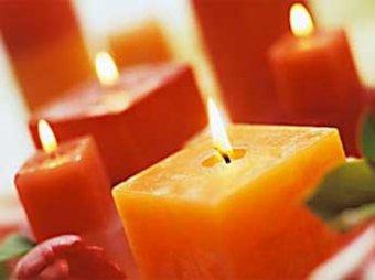 Ученые: ароматические свечи и благовония опасны для здоровья