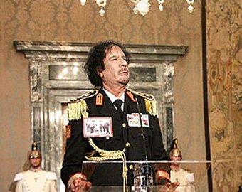 Журналисты засняли интерьер захваченного бункера Каддафи