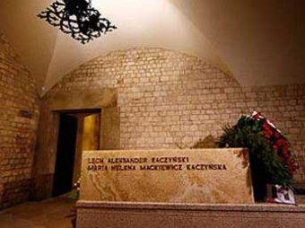 Саркофаг Качиньского был вскрыт через неделю после похорон