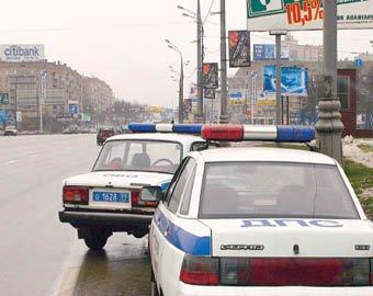 В Москве полицейские расстреляли машину нарушителя