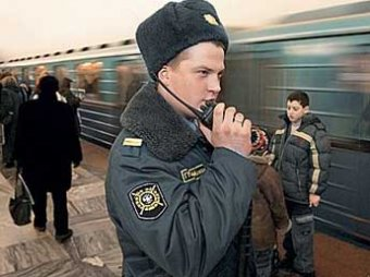 Столичных полицейских лишили права на бесплатный проезд в метро