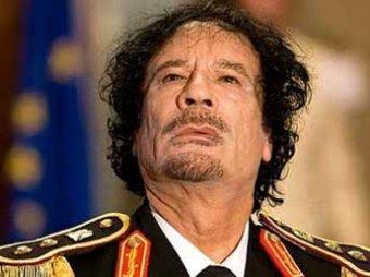 Медведев объявил Каддафи персоной нон-грата в России