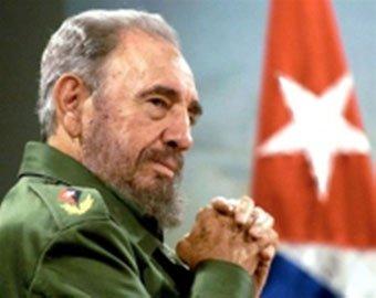 """""""Размышления"""" Фиделя Кастро в """"Твиттере"""" собрали более 100 тыс подписчиков"""