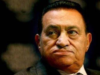 СМИ: Хосни Мубарака посадили под домашний арест