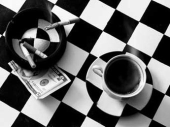 Ученые подсчитали, за какое время кофе, алкоголь и сигареты убьют человека