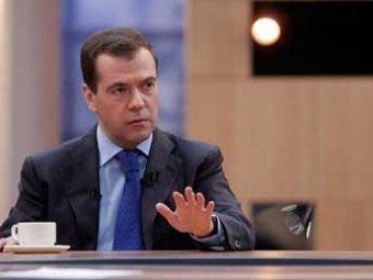 Медведев счел выборы талисмана Сочи-2014 несправедливыми