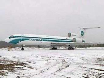 Ту-154М впервые поднялся в воздух после аварийной посадки в тайге