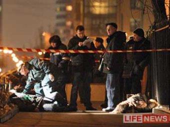 В Москве мужчина застрелил свою жену на глазах у детей