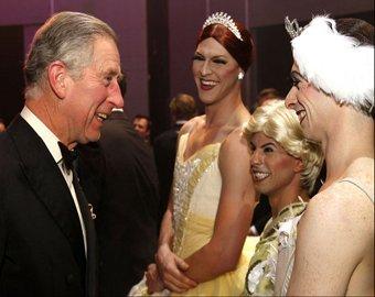 В интернет просочились танцы принца Чарльза: наследник престола выдал брейк-данс