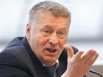 Владимир Жириновский в пятый раз попробует стать президентом России